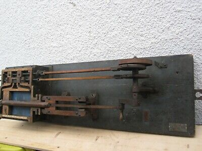 Dampfmaschine Steam engine Modell Cussons LTD Manchester England
