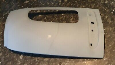 MINI NEW GENUINE CLUBMAN R55 TAIL LIGHT FINISHER PRIMED WITH REFLECTOR LEFT N//S