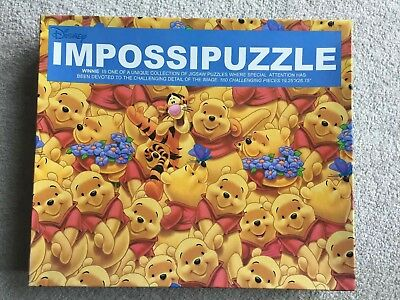 DISNEY IMPOSSIPUZZLE , 550 Pieces