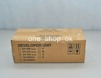 Genuine Kyocera DV 520M Magenta Developer Unit