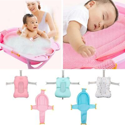 Baby Bath Tub Net Security Support Kids Shower Care for Newborn Adjustable Tube