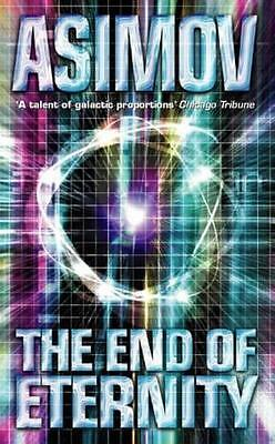 The End of Eternity (Panther Science Fiction) by Isaac Asimov, NEW Book, FREE &
