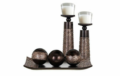 Candle Holders Set, Table Decor, Centrepiece Set, Elegant Housewarming Gifts
