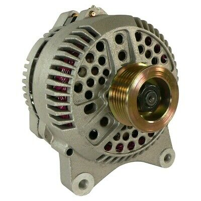 NEW ALTERNATOR HIGH OUTPUT 4.6L FORD MUSTANG 96 97 98 99 00 & CROWN VIC -160 Amp