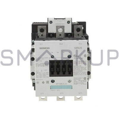 New In Box SIEMENS 3RT1056-6AF36 3RT10566AF36 Contactor 3 Pole