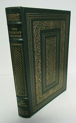 1979 Easton Press THE PILGRIM'S PROGRESS by John Bunyan, William Blake Illus