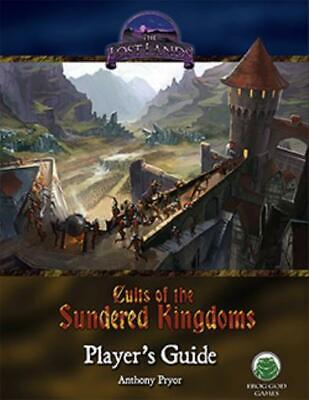 Frog God Lost Lands S Cults of the Sundered Kingdoms Player's Guide (Un SC MINT