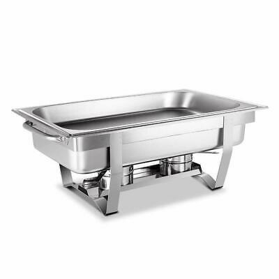 Emajin 9L Bain Marie Stainless Steel Chafing Dish Food Warmer Buffet Set