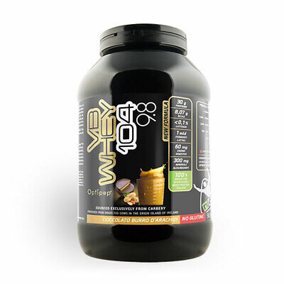 NET Integratori VB 104 Whey 900gr. Proteine Isolate e Idrolizzate OPTIPEP (Vari