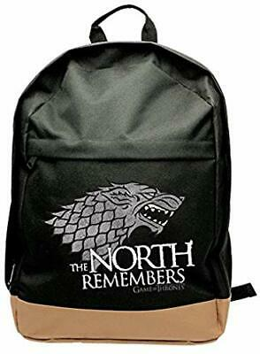 "Game of Thrones Abybag149 45 cm ""House of Stark le Nord SE Souvient"" Sac a dos ("