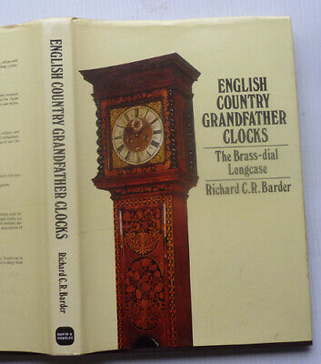 English Country Grandfarther Clocks By Richard Barder