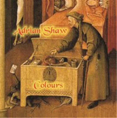 Adrian Shaw-Colours (UK IMPORT) CD NEW