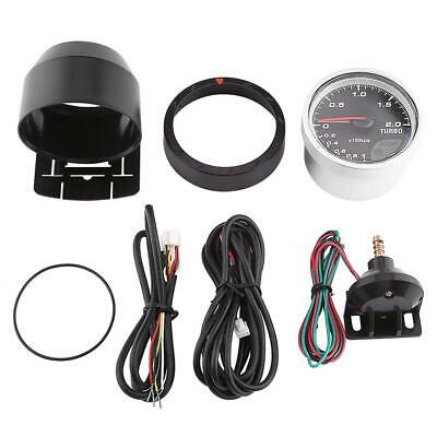 "2/"" 52mm UNIVERSAL AUTO Voltmeter /& temperatura dell/'acqua /& la pressione dell/'olio COLTELLO Gauge Kit"