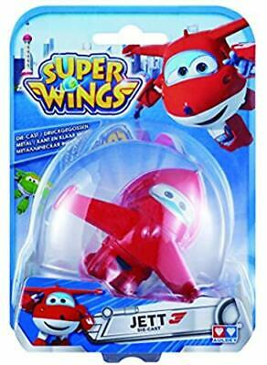 SUPER WINGS Mini Figurine - Jett - 8 cm