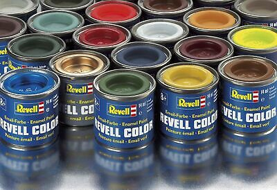 (14,21€/100 ml) Revell Email-Color-Farbe 14 ml Dose 88 Farben Auswahl Airbrush