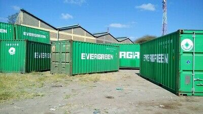 40' Used High Cube Shipping Containers, Salt Lake City Utah
