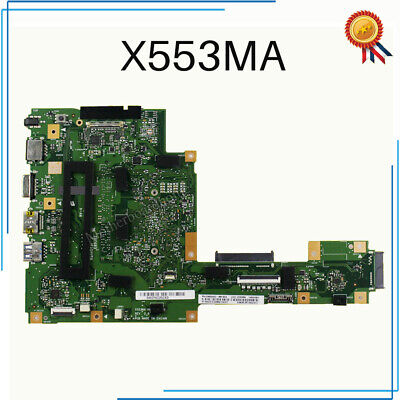 For ASUS X453MA X403M F453M Motherboard Quad core N3530 MainBoard