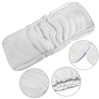 1PC Reusable Baby Cloth Diaper Insert Mat Nappy Inserts Changing Liners Washable