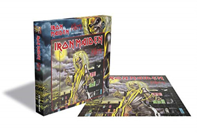 Iron Maiden-Killers (500 Piece Jigsaw Puzzle) New