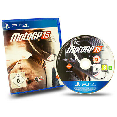 PS4 Playstation 4 Juego Motogp 15 Moto Gp 15 en Emb.orig.