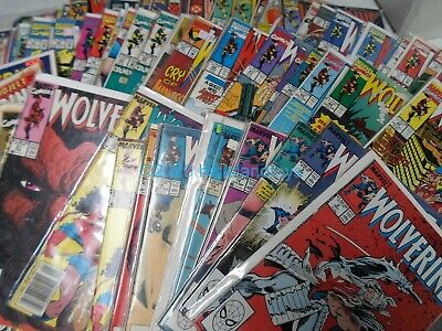 Wolverine Marvel Comics Books Issues #1/2-#189 1988 - 2003 [PICK / YOUR CHOICE]