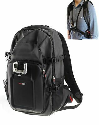 Navitech Backpack For Amir Upgraded Action Cam NEW