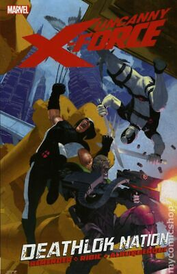 Uncanny X-Force TPB By Rick Remender 2-REP VF 2013 Stock Image