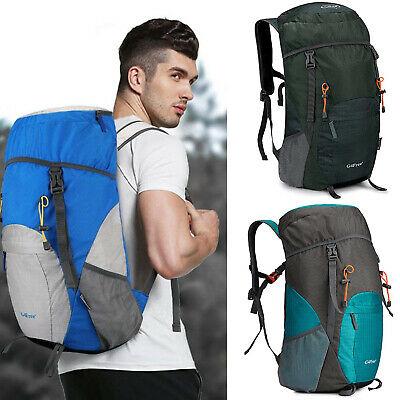 40L Lightweight Hiking Backpack Packable Water Resistant Travel Camping Rucksack