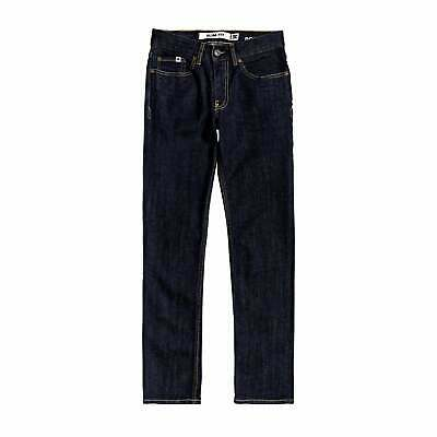 Dc Worker Slim Boys Pants Jeans - Indigo Rinse All Sizes