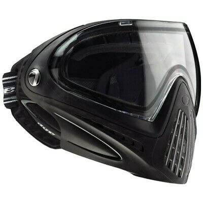 Paintball Maske DYE I4 Thermal schwarz