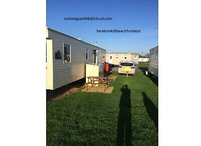 Static Caravan Hire Mablethorpe Lincolnshire Haven August  17-24 2020 Summer