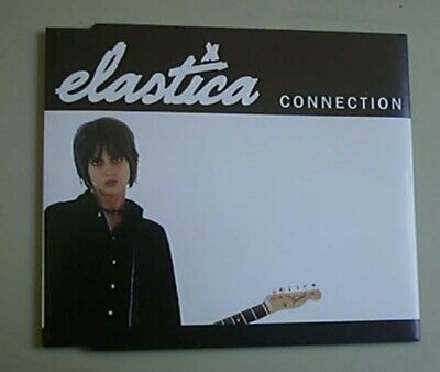 Elastica Connection Cd Single 4 Track Picture Cd Uk