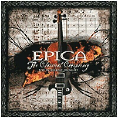Epica-The Classical Conspiracy (UK IMPORT) CD NEW