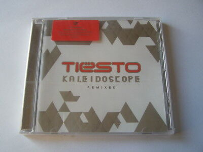 CD Tiesto Kaleidoscope Remixed Nuovo Sigillato