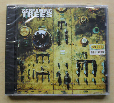 Screaming Trees Sweet Oblivion Cd 11 Tracks - 1992 (Still Sealed) Eu