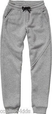 VINGINO GIRLS HOSE SWEATHOSE JOGGINGHOSE SALEEN GREY MELEE Gr. 176/ 16 Y