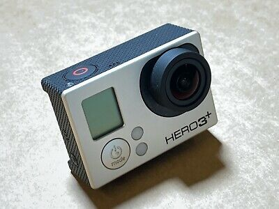 GoPro HERO3+ Black Edition 4K Action Camera Wifi With Waterproof Housing Case