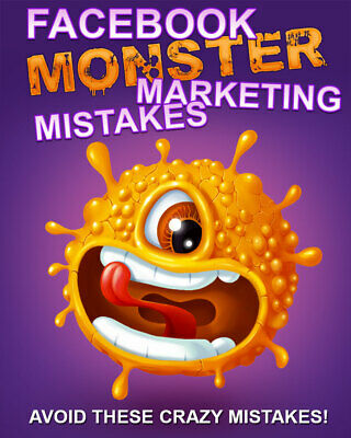 Ebook Facebook Marketing Mistakes