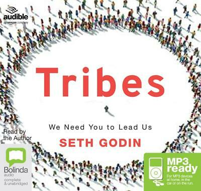 Tribes: We Need You to Lead Us by Seth Godin Free Shipping!