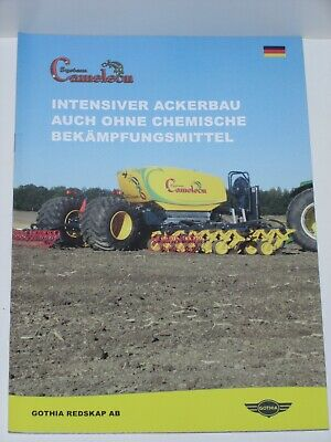 9122 AGRONIC WR500 /& WR600 mounted rakes Prospekt in englisch