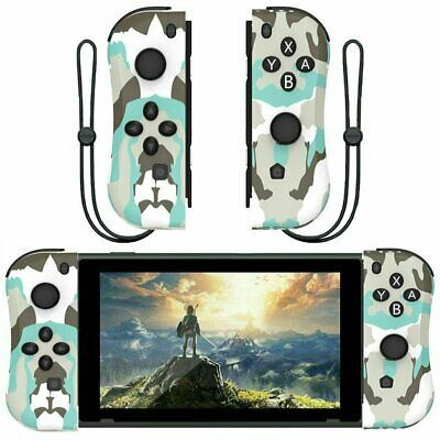 Camo L&R Joy-Con Game Controllers Gamepad Joypad for Nintendo Switch Console