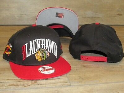 competitive price look for outlet online CHICAGO BLACKHAWKS NEW Era 9FIFTY Overtime Cotton Snapback Men's ...