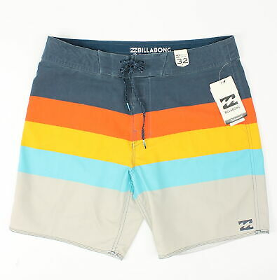 Size 32 Billabong 73 Platinum X Board Shorts Boardies NWOT RRP $69.99.