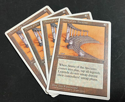 MAGIC THE GATHERING MTG Arena of the Ancients (Chronicles) RARE English Card MT