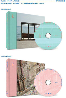 BTS - You Never Walk Alone (Random cover, incl. 120-page photobook and one rando