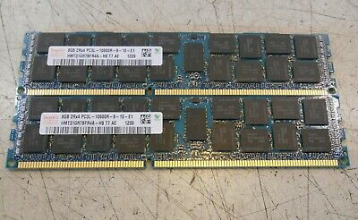 4x8GB PC3L-10600R Hynix HMT31GR7BFR4A-H9 32GB kit