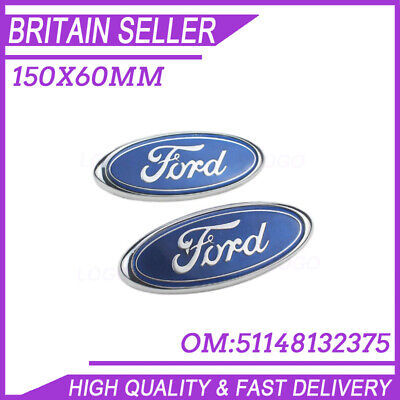 Genuine New FORD MISTRAL WING /& REAR BADGE For Mondeo 1.8 1800 16V LX 1993-1996