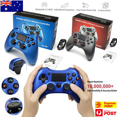 Wireless Bluetooth DualShock PlayStation 4 Controller Gamepad For Sony PS4 AU