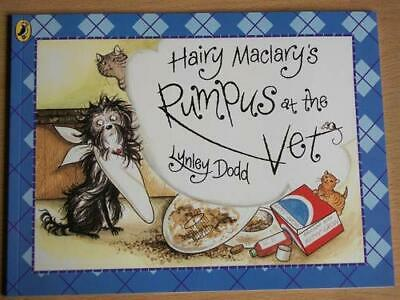 Hairy Maclary's Rumpus At The Vet (Hairy Maclary and Friends), Dodd, Lynley, New