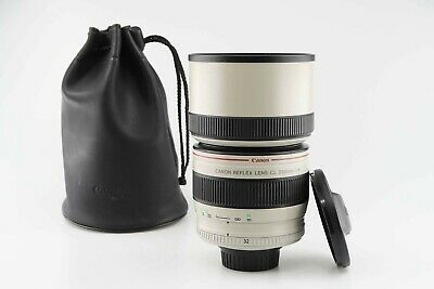Canon CL Reflex Lens 4 250 mm Interchangeable Video Lens  85467